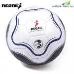 REGAIL Size 5 PU Flower Shape Training Football Soccer Ball