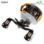 Exbert 12 + 1 Bearings Waterproof Left | Right Hand Water Drop Wheel