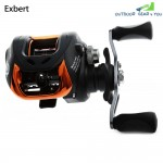 Exbert AF103 10 + 1 BB High Speed Left | Right Hand Water Drop Wheel