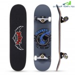 PUENTE 608 Adult Maple Four-wheel ABEC - 9 Skateboard