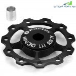 Kactus CNC 11T Jockey Wheel Rear Derailleur Pulley with Alluminum Alloy Material for SHIMANO SRAM / 7 / 8 / 9 / 10 Speed