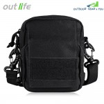 Outlife Outdoor Camping Tactical Molle Single Shoulder Bag