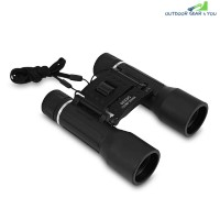 Wide Angle 40 x 60 HD Zoom Hunting Binoculars Telescope (BLACK)