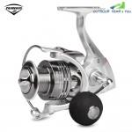 PRO BEROS GC Series 6.3:1 6 + 1BB Metal Fishing  Spinning Reel (GC3000)