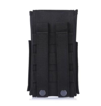 FREEKNIGHT LM - 100 25 Round Molle Magazine Pouch CS Game Bullet Holder (BLACK)