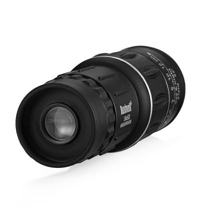 Beileshi 16x52 Monocular Telescope Dual Focus Adjusting Low Night Light Vision