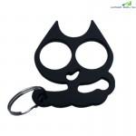 Self-Defense Cat Key Ring Emergency Metal Tool Gift