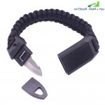 Outdoor Edge Para-claw Heavy-duty Paracord Knife Survival Bracelet