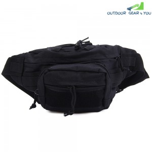 Waist Pack Pouch Molle Military Army Camping Hiking Outdoor Travel