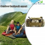 Military Waist Bag for Outdoor Activities Travel (CP CAMOUFLAGE)