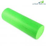 MILY SPORT 3.93 inches Eva Yoga Foam Roller Body Massage Gym Fitness