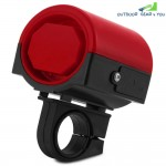 Ultra-loud MTB Road Bicycle Bike Electronic Bell Horn 360 Degree Rotation Cycling Hooter Siren