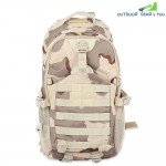 BL021 Camouflage Backpack for Outdoor Sport Climbing Hiking Camping