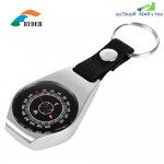 RYDER L3007 Multifunctional Mini Hang Buckle Compass for Outdoor Climbing Hiking
