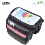 DUUTI Water Resistant Bicycle Phone Screen Front Tube Bag