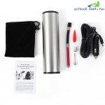 Bike Car 150 PSI Rechargeable Tire Pressure Electric Air Inflator