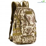 20L Waterproof Military Backpack for Outdoor Traveling Cycling