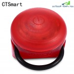 CTSmart Bike Tail Light Waterproof USB Charging Bicycle Rear Safety Lamp