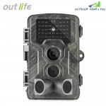 Outlife HC - 800G 3G 1080P 16MP Infrared Trail Camera Wildlife Scouting Device