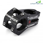WAKE A098B 31.8mm MTB Bike Bicycle Aluminum Alloy High-strength Short Handlebar Stem