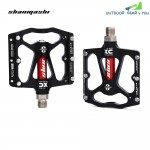 SHANMASHI Paired Aluminium Alloy Road Mountain Bicycle Pedal