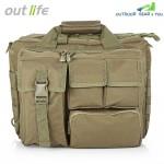 Outlife Outdoor Computer Briefcase Messenger Bag Handbag