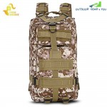 Free Knight 25L Tactical Camouflage Backpack Rucksack