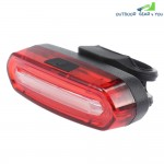 USB Rechargeable Bicycle Rear Light Bike Taillight