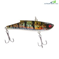A FISH LURE Artificial Fish Shape Fishing Bait (MULTI-B)