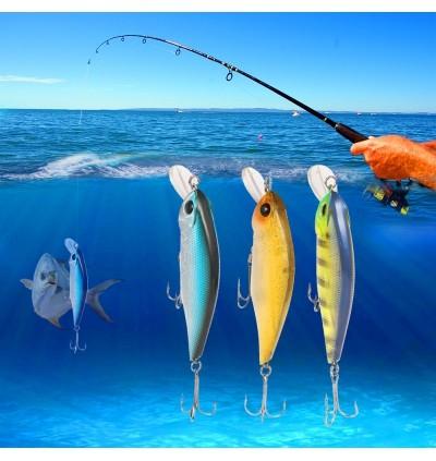 A FISH LURE Artificial Hard Fishing Bait (MULTI-B)