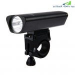 Outdoor Aluminum Alloy Bicycle LED Front Light with Frame Set