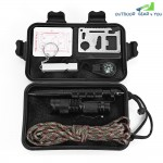 7 in 1 Multifunction Traveling Hunting Emergency Survival Kit