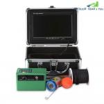1000TVL Underwater Fish Finder Fishing Camera 7.0 inch Display