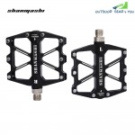 SHANMASHI SMS - 418 Paired 4 Bearings Road Mountain Bicycle Pedal