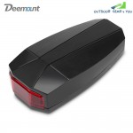 Deemount A6 Wireless Smart USB Rechargeable Bicycle Taillight with Controller