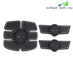 Intelligent Electric Abdominal Exercise Muscle Slimming Sticker Lazy Fitness Training Machine