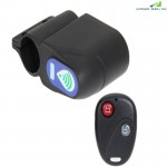 Ultrasonic Remote Control Bicycle Anti-lost Alarm