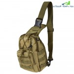 Single Shoulder Oblique Cross   Door Tactical Chest Wrap