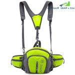 TANLUHU Multifunctional Outdoor Sports Waterproof Waist Bag