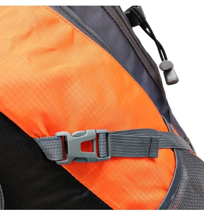 Xuanyufan XYF0029 Outdoor Hiking Lightweight Travel Backpack with USB Port
