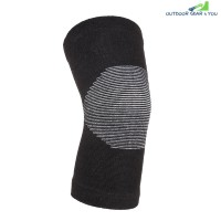 OULANG Bamboo Charcoal Elastic Compression Support Knee Pads (BLACK)