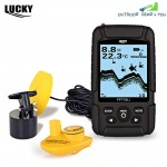LUCKY FF718Li Underwater Video Camera Fish Finder