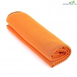 Fast Cooling Towel ICE Cold Golf Cycling Jogging Gym Sports Outdoor