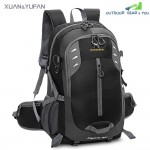 Xuanyufan XYF0027 Travel Camping Backpack 40L Water Resistant Breathable Polyamide