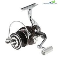 BM Series Full Metal Spinning Fishing Reel (BLACK)