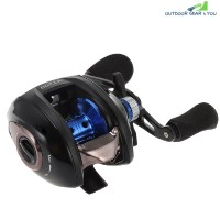 Left / Right Hand 6.2 : 1 High Speed Fishing Reel (BLUE)