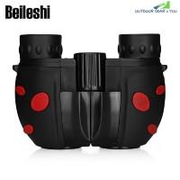 BEILESHI TD2202 - 8X22 126M / 1000M FOLDING BINOCULAR (BLACK)