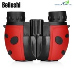 BEILESHI TD2202 - 8X22 126M / 1000M FOLDING BINOCULAR (RED)