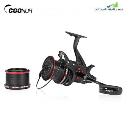 COONOR NFR9000 + 8000 12 + 1BB 4.6:1 Metal Fishing Reel