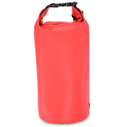 10L Waterproof Dry Tube PCV Bag for Outdoor Activities
